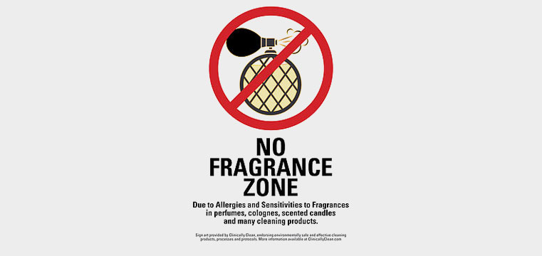 Do You Need A Scent Free Zone At Work Sanitizeit
